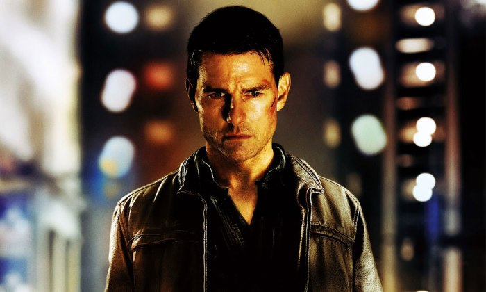 Tom Cruise is Jack Reacher..