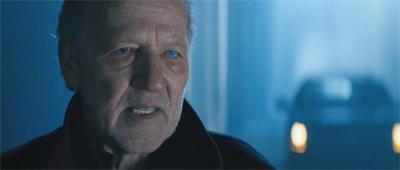 Werner Herzog's presence lights up the screen.