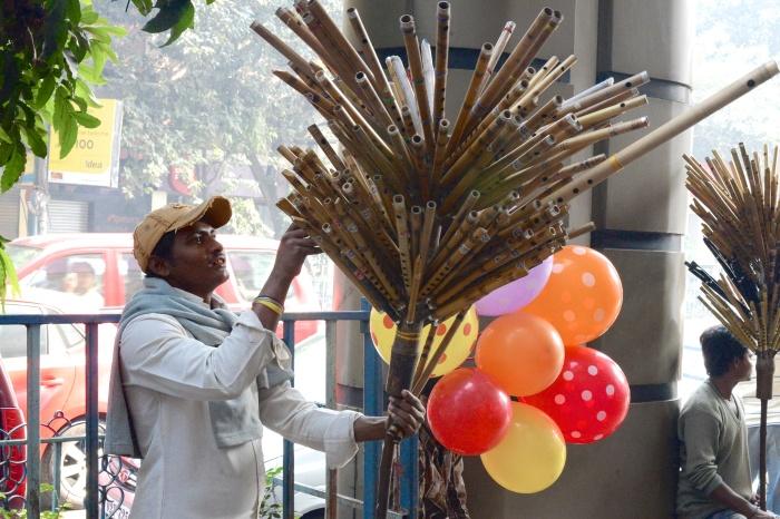 A serious musical instrument, a stick, a toy, a livelihood .