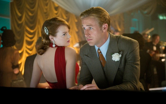 Ryan Gosling and Emma Stone are living dangerously.
