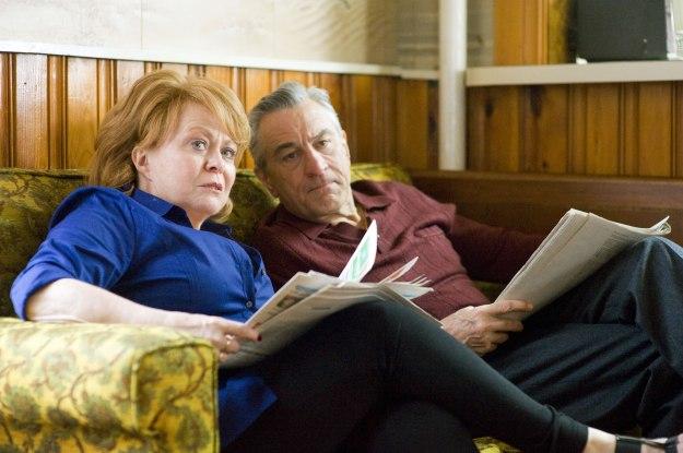 Robert De Nero and Jacki Weaver take a chance on their son.