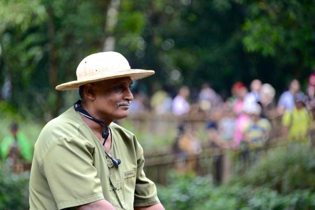 Hi-tech mahout.