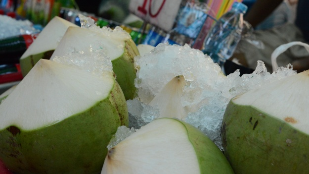 Chilled Coconut, the best drink money can buy!