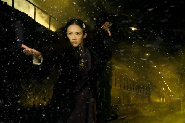 Gong Er fights to honour her fathers name.