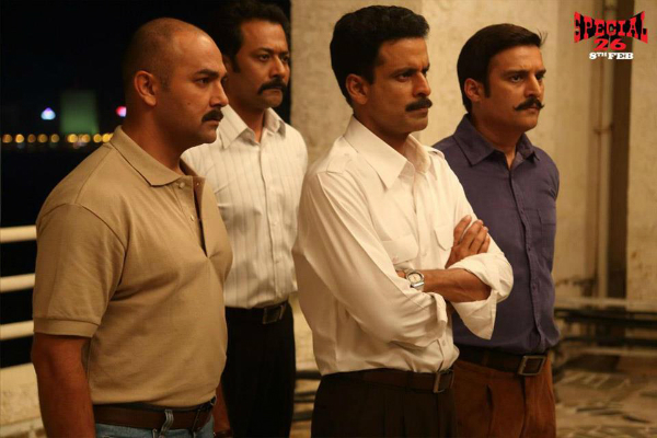 Waseem Khan and the his real CBI team