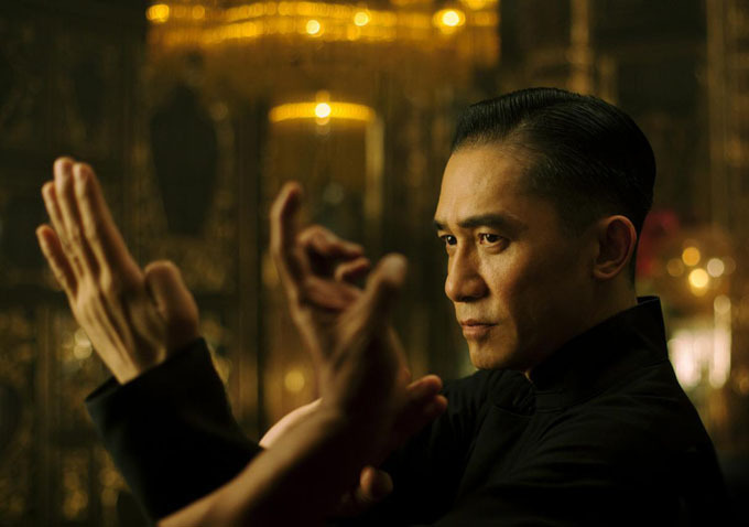 Tony Leung as Ip Man, the portrait of a kung fu master as a gentleman.