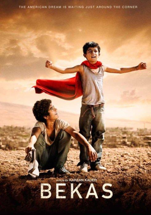 A Kurdish superman.