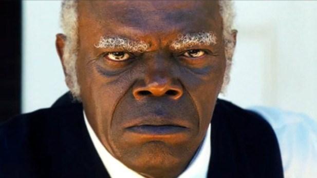 Samuel L Jackson is pure evil.