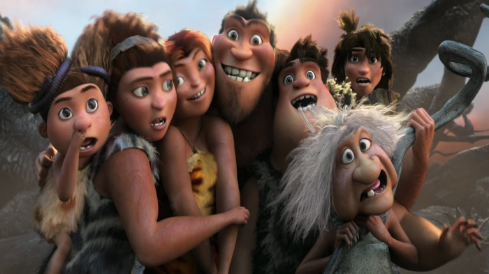 The Croods are cute for sure but...
