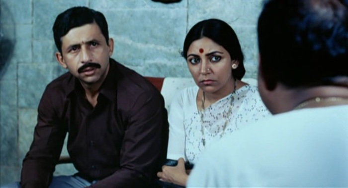 Rajanna and Gauri try to come to terms with their shiny urban life