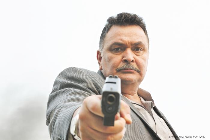 Rishi Kapoor as DCP Ravikant