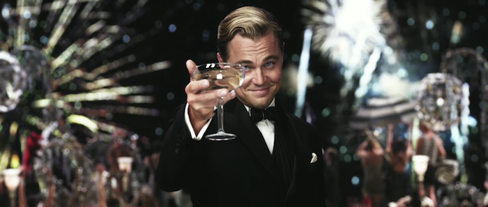 The Great Gatsby is a out an out Black Tie affair!