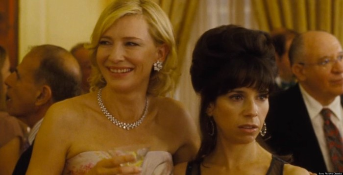 Two sisters, both adopted light up the screen in Blue Jasmine.
