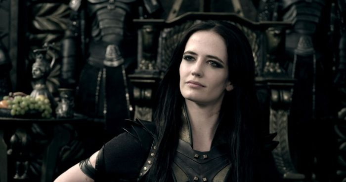 Eva Green rules this empire!